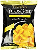 Terra Original Yukon Gold Potato Chips, 1 Ounce Bags (Pack of 24)