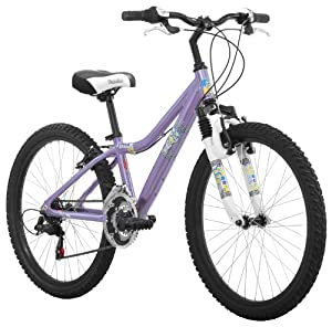 Diamondback Octane Jr Girls' Mountain Bike (24-Inch Wheels)