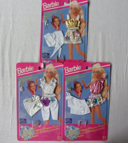 Barbie Sun Jewel Fashions