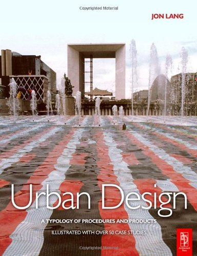 Urban Design: A Typology of Procedures and Products