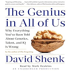 The Genius in All of Us Audiobook