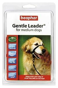 Beaphar Gentle Leader - Líder, tamaño Negro, color negro