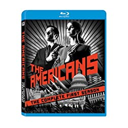 The Americans: Season One [Blu-ray]