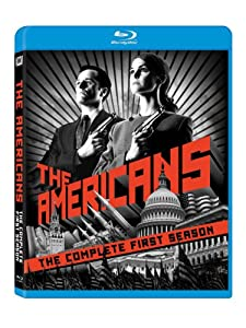 The Americans: Season 1 [Blu-ray]