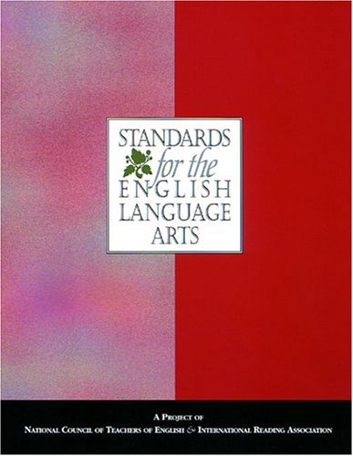 Standards for the English Language Arts