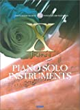 CD付 X JAPAN/ピアノソロインストゥルメンツ