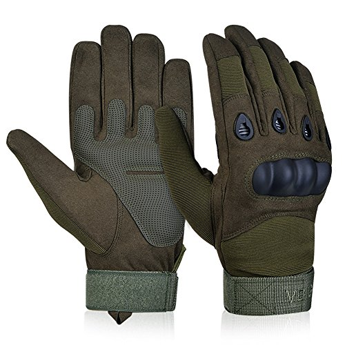 Vbiger Men's Outdoor Mountain Cycling Racing Gloves