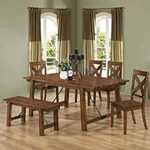 Tyler 6 Piece Dining Set Table Chair Sets
