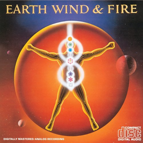 Earth, Wind & Fire album covers
