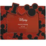 Disney Icon I love Mickey mouse picture frame
