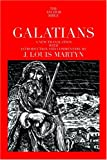 Galatians (Anchor Bible) (0385513771) by James Louis Martyn