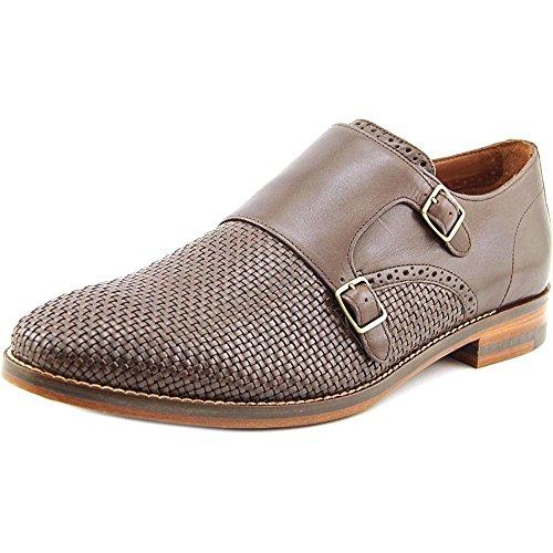 Cole Haan Cambridge Dbl Monk Men US 11 Brown Loafer (Cambridge Cole Haan compare prices)