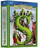 """echange, troc Shrek : la quadrilogie - inclus le court métrage """"Le Noël Shrektaculaire de l'Ane"""" [Blu-ray]"""