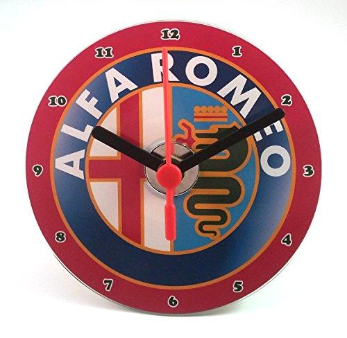 cd-table-clock-alfa-romeo-with-gift-pouch-dvd-idea