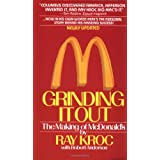 Grinding It Out: The Making Of McDonald's ~ Ray Kroc