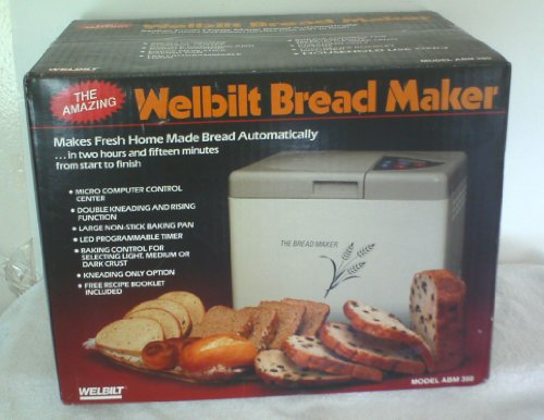 Replacement parts for Welbilt Bread Machine