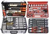 Famex 720-22 Mechaniker Werkzeugkoffer mit High-End Werkzeugbestückung