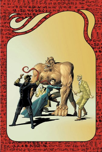 The League Of Extraordinary Gentlemen: The Absolute Edition