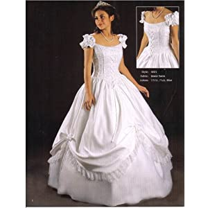 Araceli Quinceanera Sky Blue Size 8 Formal Evening Dress Debutante Prom Ball Gown