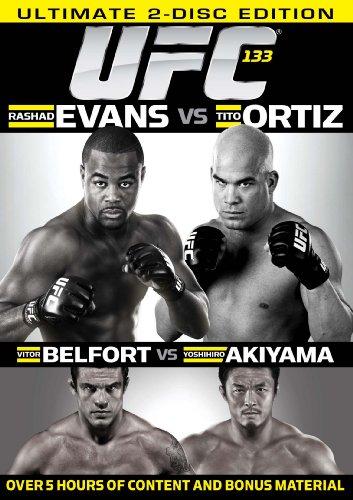 UFC 133 [DVD] et [Import]
