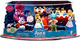 Disney Alice In Wonderland Exclusive 6 Piece Mini PVC Figure Collector... review