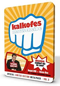 Kalkofes Mattscheibe Vol. 2 (Special Limited Edition, 3 DVDs, Metalpack)