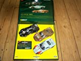 SCALEXTRIC GOODWOOD FESTIVAL OF SPEED 2003 LIMITED EDITION SET OF 3 FORD GT40s LE MANS 1966- AMON MCLAREN, MILES & HULME, BUCKNUM & HUTCHERSON