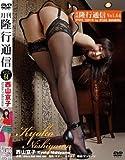 月刊隆行通信 西山京子 RTD-064 [DVD]