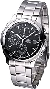 Seiko Chronograph Men'S Watch Sndb35