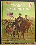 Meet George Washington. Illustrated by Victor Mays (0394800583) by Joan Heilbroner