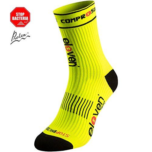 kompressionssocke-suuri-neon-gelb-m-l-eu-39-45