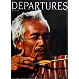 DEPARTURES du 01/05/1989 - features - paul duncan - david constantine - tim adams - lain crawford - robert holmes...