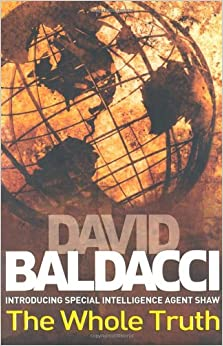 The Whole Truth by David Baldacci (2008, CD, Unabridged)