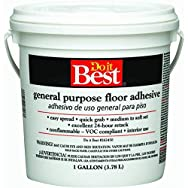 Dap 26003 Do it Best General-Purpose Floor Adhesive-GAL MULTI-PURP ADHESIVE
