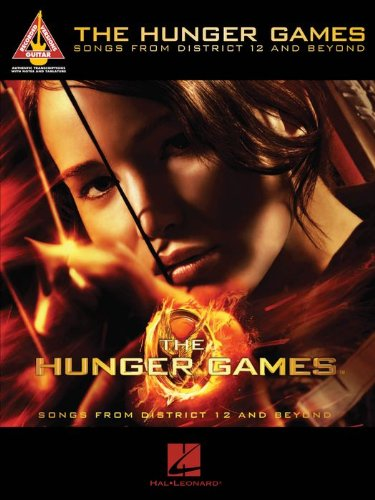 Hal Leonard The Hunger Games - Songs From District 12 And Beyond Guitar Tab Songbook (Standard)