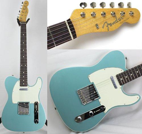 fender japan フェンダージャパン 电吉他 tl62b otm