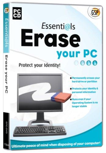 Essentials - Erase Your PC (PC), PC