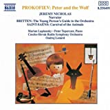 Peter And The Wolf - Carnival Of The Animals Prokofiev