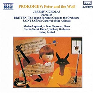 Peter & Wolf/Carnival/Young Pe