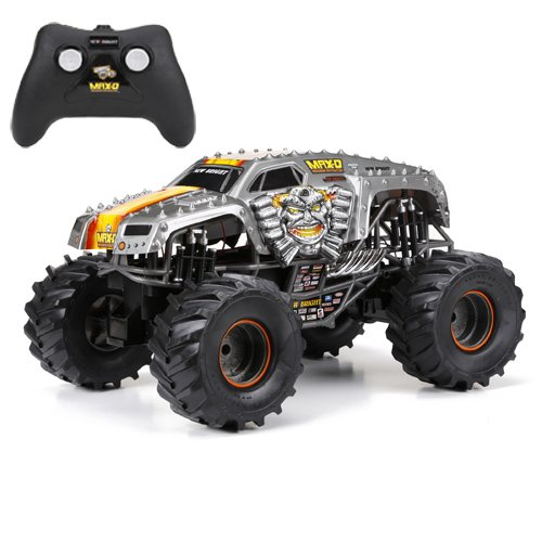 max d remote control monster truck