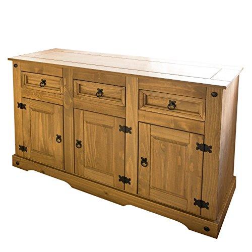corona-mexican-pine-large-sideboard-3-drawers-3-doors-rustic-design