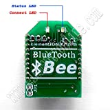 Elementz Wireless Bluetooth Bee Transceiver Module HC-05 (Master & Slave) compatible with XBee sockets & boards