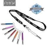 Hunde-Pfeife Premium von PetPäl - #1 Bestseller für...
