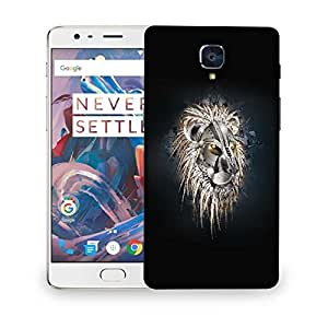 Snoogg High Resolution Designer Protective Phone Back Case Cover For OnePlus 3