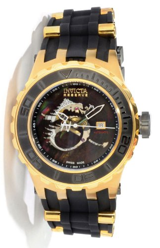 Invicta Mens Subaqua Specialty Dragon Collection Swiss Watch 0512