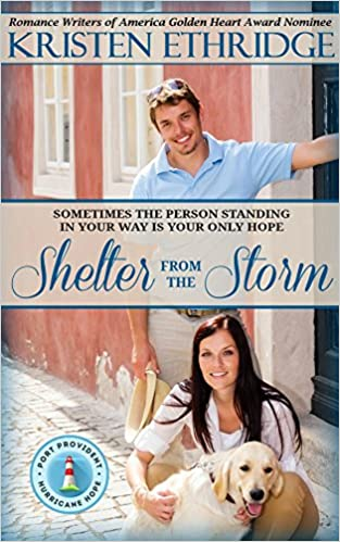 Shelter from the Storm: (Contemporary Inspirational Romance) (Port Provident: Hurricane Hope Book 1)