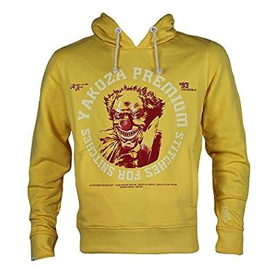 Yakuza Premium Sweatshirt 1722 gelb