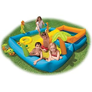 Inflatable Swimming Pools Car Interior Design