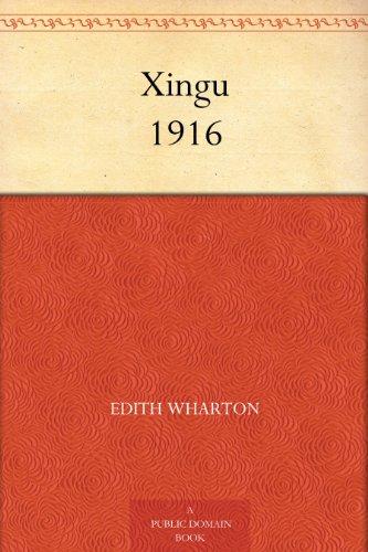 xingu-1916-english-edition