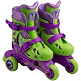 Fairies Convertible 2-in-1 Skate, Junior Size 6-9